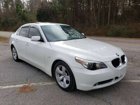 2004 BMW 5 Series for sale at GA Auto IMPORTS  LLC in Buford GA