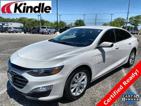 2019 Chevrolet Malibu for sale at Kindle Auto Plaza in Middle Township NJ
