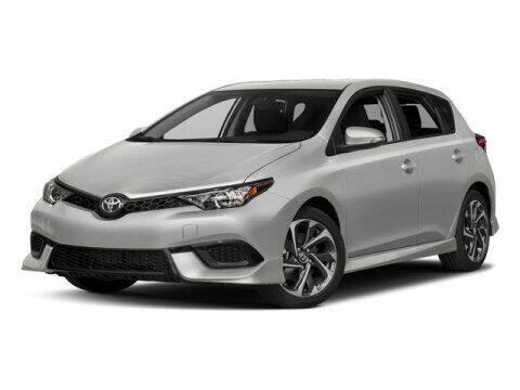 2017 Toyota Corolla iM for sale in Corona, CA