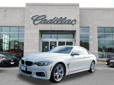 2018 BMW 4 Series for sale at Radley Cadillac in Fredericksburg VA