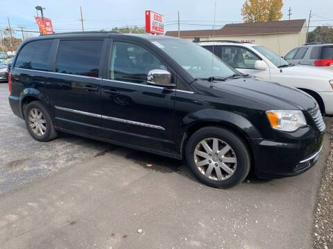 2011 Chrysler Town and Country for sale at Excel Auto Sales LLC in Kawkawlin MI