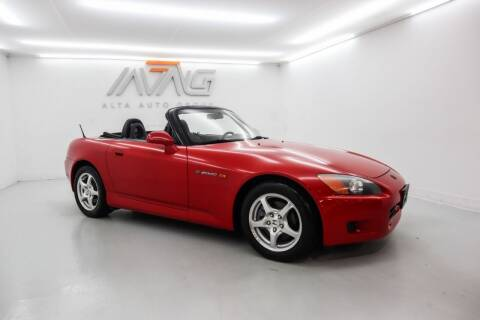 2000 Honda S2000 for sale at Alta Auto Group LLC in Concord NC