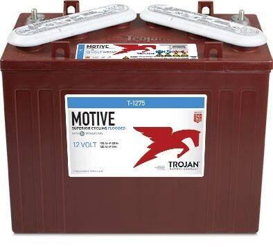 2021 Trojan T-1275 for sale at 70 East Custom Carts Atlantic Beach - golf cart batteries in Atlantic Beach NC