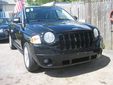 2007 Jeep Compass for sale at JERRY'S AUTO SALES in Staten Island NY
