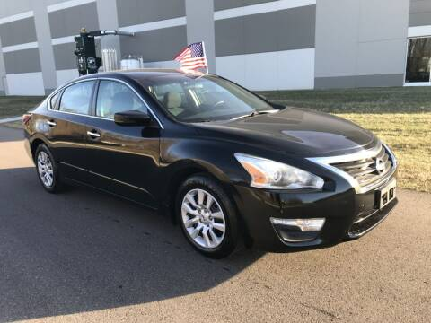 2015 Nissan Altima for sale at Angies Auto Sales LLC in Newport MN