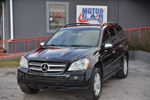 2009 Mercedes-Benz GL-Class for sale at Motor Car Concepts II - Apopka Location in Apopka FL