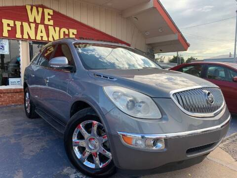 2008 Buick Enclave for sale at Caspian Auto Sales in Oklahoma City OK