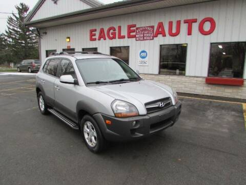 2009 Hyundai Tucson for sale at Eagle Auto Center in Seneca Falls NY