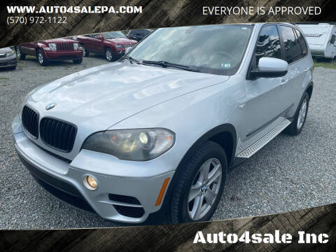 2011 BMW X5 for sale at Auto4sale Inc in Mount Pocono PA