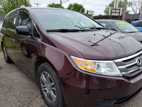 2011 Honda Odyssey for sale at Shelton & Son Auto Sales L.L.C in Dover AR