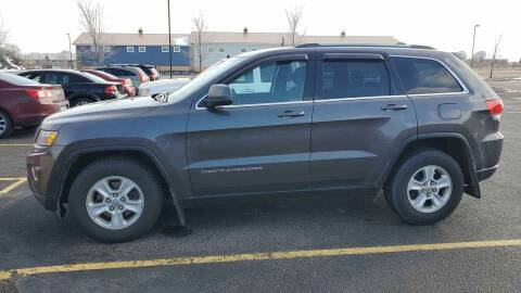 2014 Jeep Grand Cherokee for sale at Affordable 4 All Auto Sales in Elk River MN