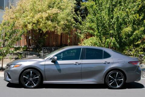 2018 Toyota Camry for sale at California Diversified Venture in Livermore CA