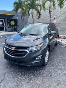 2018 Chevrolet Equinox for sale at YOUR BEST DRIVE in Oakland Park FL