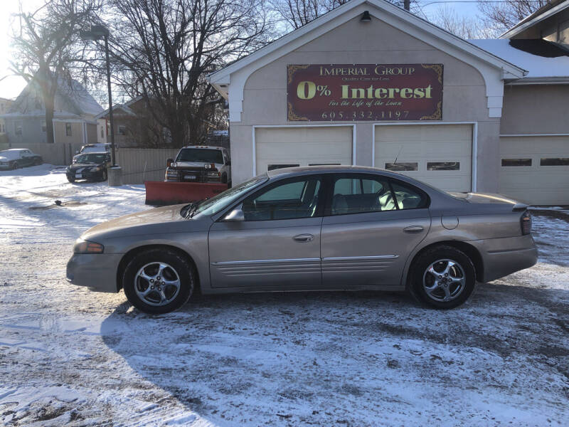 2004 Pontiac Bonneville for sale at Imperial Group in Sioux Falls SD