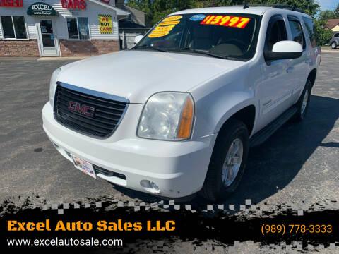 2011 GMC Yukon for sale at Excel Auto Sales LLC in Kawkawlin MI