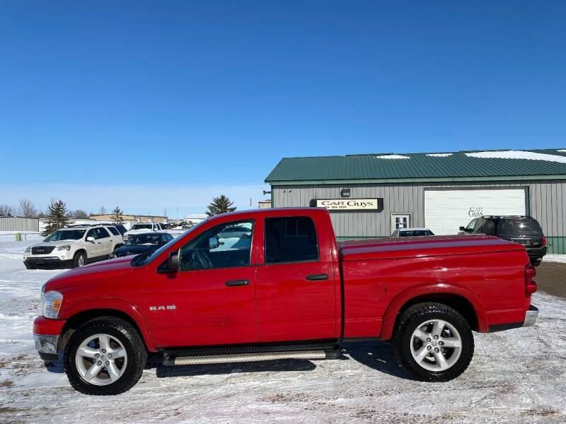 2008 Dodge Ram Pickup 1500 for sale at Car Guys Autos in Tea SD