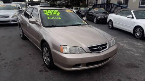 2000 Acura TL for sale at AUTO IMAGE PLUS in Tampa FL