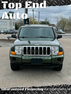 2007 Jeep Commander for sale at Top End Auto in North Atteboro MA