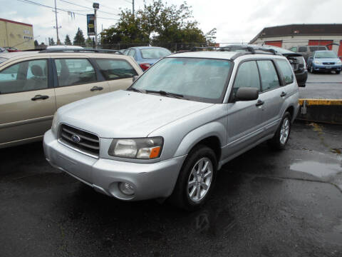 2005 Subaru Forester for sale at Family Auto Network in Portland OR