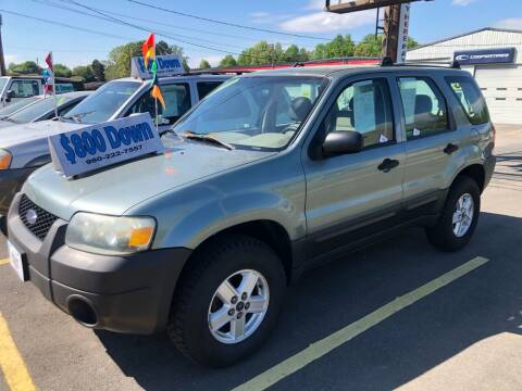 2005 Ford Escape for sale at Affordable Autos at the Lake in Denver NC
