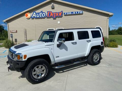 2007 HUMMER H3 for sale at The Auto Depot in Mount Morris MI