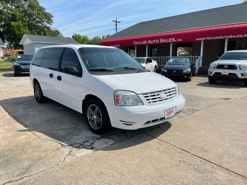 2005 Ford Freestar for sale at Taylor Auto Sales Inc in Lyman SC