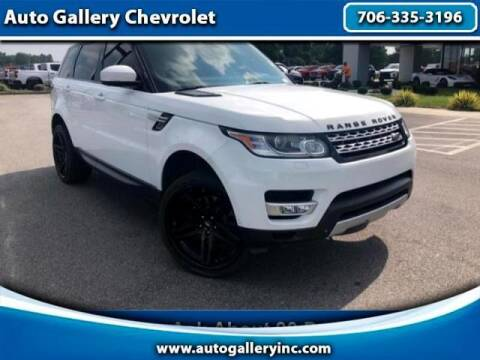 2014 Land Rover Range Rover Sport for sale at Auto Gallery Chevrolet in Commerce GA