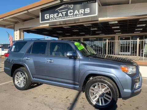 2013 Toyota 4Runner for sale at Great Cars in Sacramento CA