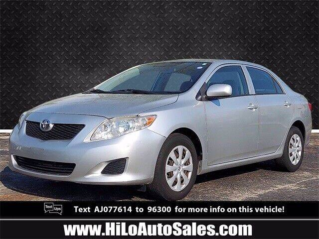 2010 Toyota Corolla for sale at BuyFromAndy.com at Hi Lo Auto Sales in Frederick MD
