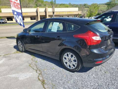 2012 Ford Focus for sale at Smith's Cars in Elizabethton TN