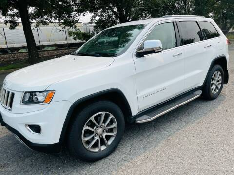 2014 Jeep Grand Cherokee for sale at Bluesky Auto in Bound Brook NJ