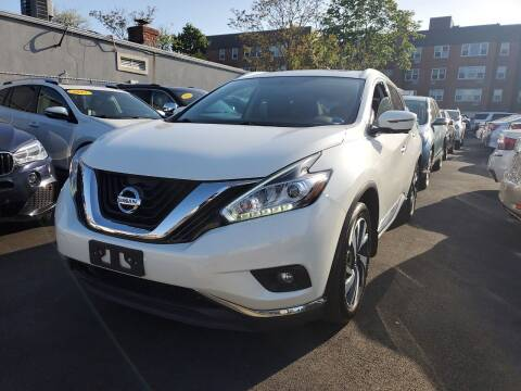 2016 Nissan Murano for sale at OFIER AUTO SALES in Freeport NY