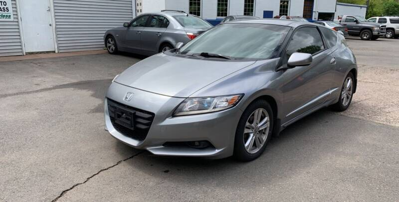2011 Honda CR-Z for sale at Manchester Auto Sales in Manchester CT