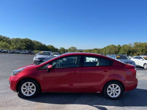 2015 Kia Rio for sale at CARS PLUS CREDIT in Independence MO