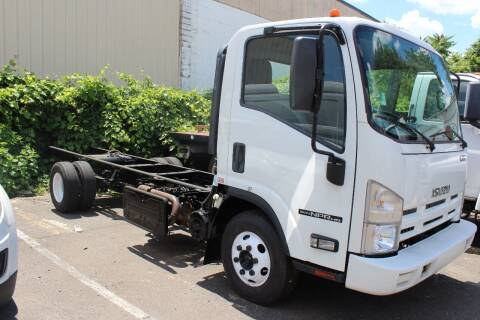 2015 Isuzu NPR for sale at Advanced Truck in Hartford CT