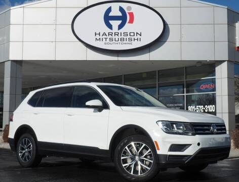 2018 Volkswagen Tiguan for sale at Harrison Imports in Sandy UT