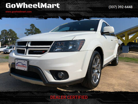 2019 Dodge Journey for sale at GOWHEELMART in Available In LA