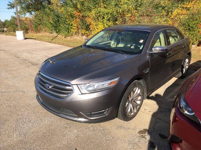 2013 Ford Taurus for sale at Tom Roush Budget Westfield in Westfield IN