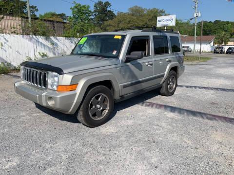 2008 Jeep Commander for sale at Auto Mart - Dorchester in North Charleston SC