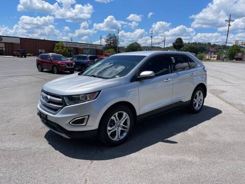2015 Ford Edge for sale at Carl's Auto Incorporated in Blountville TN