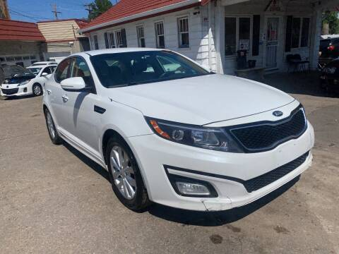2014 Kia Optima for sale at STS Automotive in Denver CO