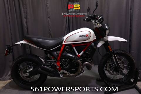 2019 Ducati Scrambler Desert Sled for sale at Powersports of Palm Beach in Hollywood FL