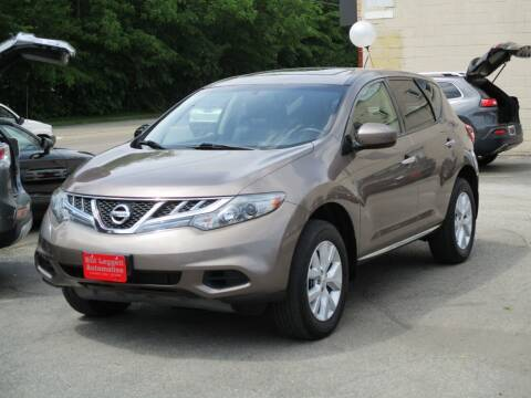 2013 Nissan Murano for sale at Bill Leggett Automotive, Inc. in Columbus OH