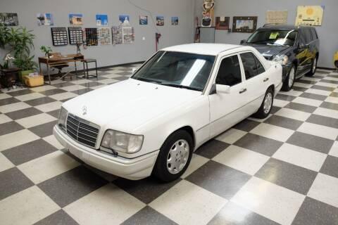 1994 Mercedes-Benz E-Class for sale at Santa Fe Auto Showcase in Santa Fe NM