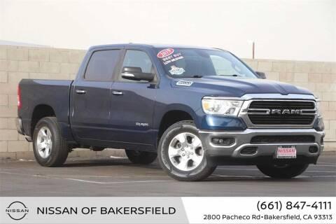 2019 RAM Ram Pickup 1500 for sale at Nissan of Bakersfield in Bakersfield CA