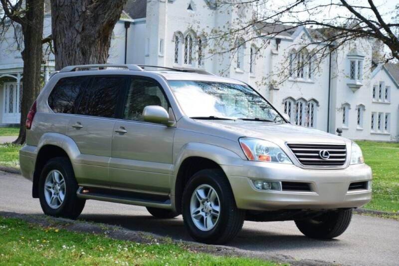 2004 Lexus GX 470 for sale at Digital Auto in Lexington KY