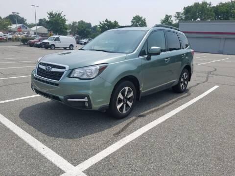 2017 Subaru Forester for sale at B&B Auto LLC in Union NJ