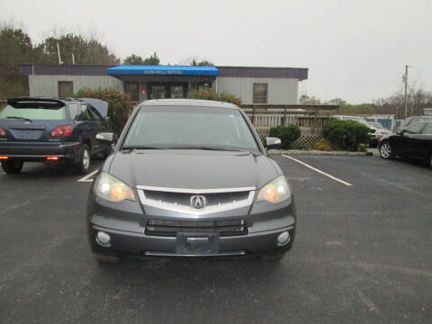 2008 Acura RDX for sale at Olde Mill Motors in Angier NC