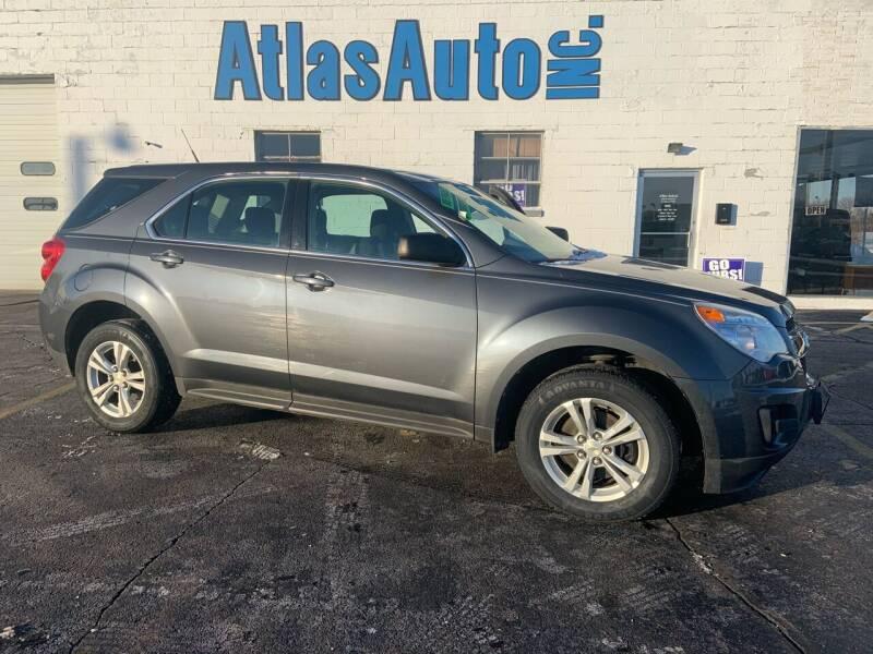 2010 Chevrolet Equinox for sale at Atlas Auto in Rochelle IL