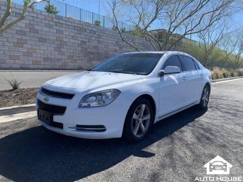 2012 Chevrolet Malibu for sale at AUTO HOUSE TEMPE in Tempe AZ